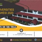 UI GREENMETRIC OF WORLD UNIVERSITIES 2020: UNCP TERBAIK DI LUWU RAYA & TANA TORAJA